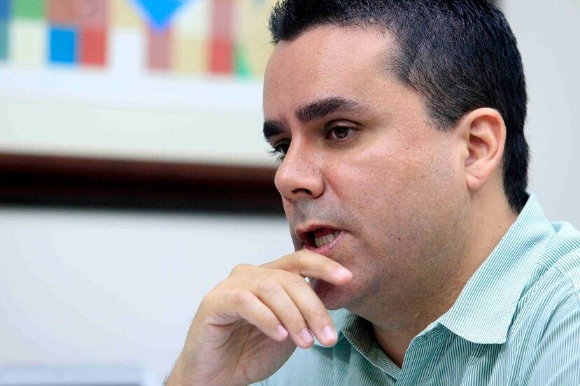 Roberto Iván Aponte anunció que no aceptará el aumento salarial que establece el nuevo Código Electoral. (Archivo / GFR Media)