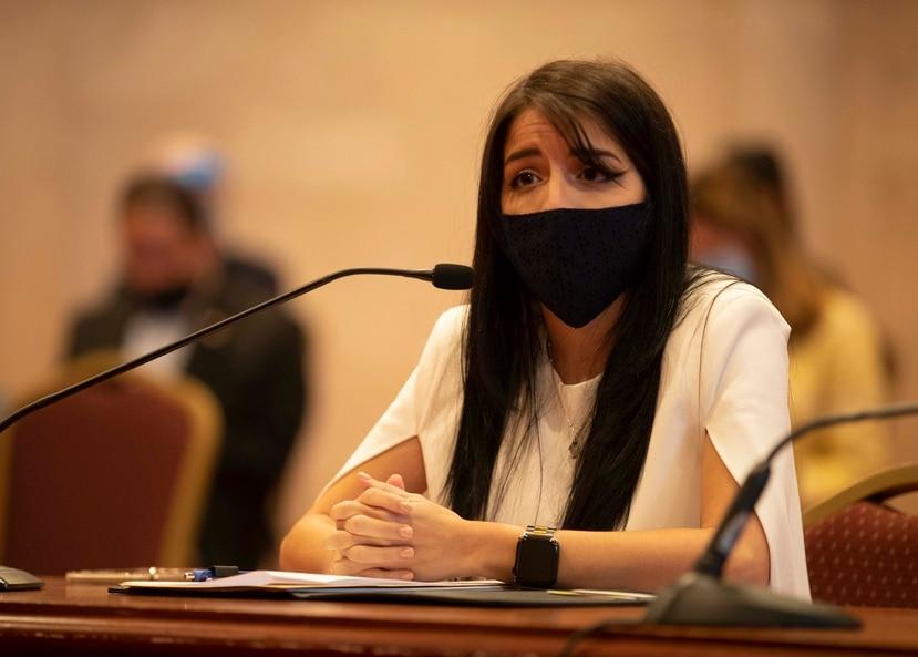 Karla Mercado fue confirmada el jueves pasado por la Cámara de Representantes como administradora y principal oficial de Compras del Gobierno