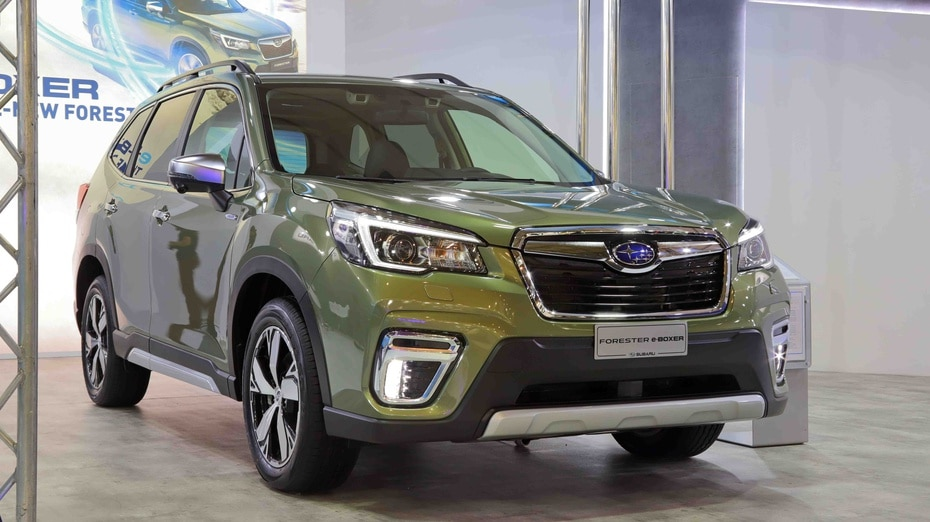 """Subaru Forester   Apostando a la durabilidad y resistencia del sistema de tracción inteligente """"Symmetrical All-Wheel Drive"""" y su motor de pistones horizontales,  es la camioneta más exitosa de Subaru. (Shutterstock.com)"""