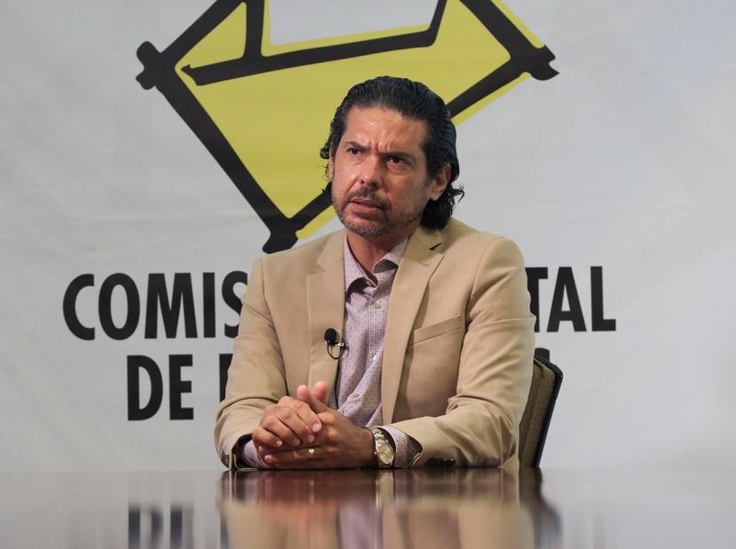 Aún no se ha seleccionado quién sustituirá a Francisco Rosado Colomer.