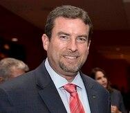 Alfredo Martínez, presidente de la Asociación de Constructores.