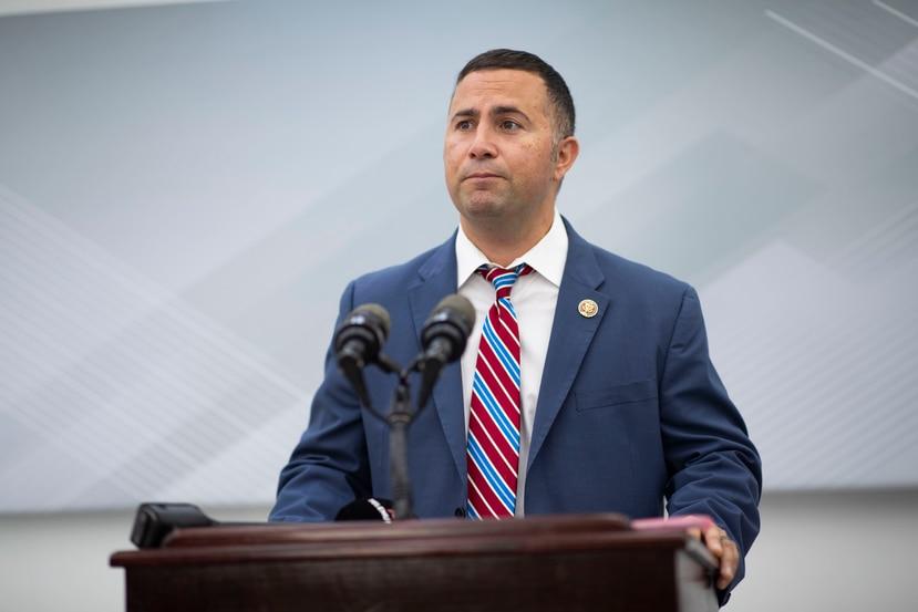 Darren Soto, congresista demócrata. (GFR Media)