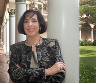 Luce LÛpez Baralt, profesora distinguida de la Universidad de Puerto Rico