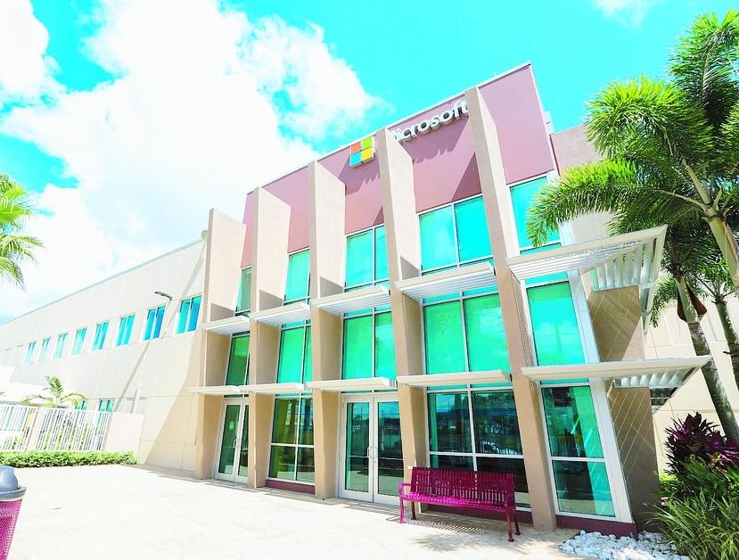 La planta de Microsoft en Humacao es un activo de Pridco al que se le buscará un nuevo inquilino, adelantó Cidre.