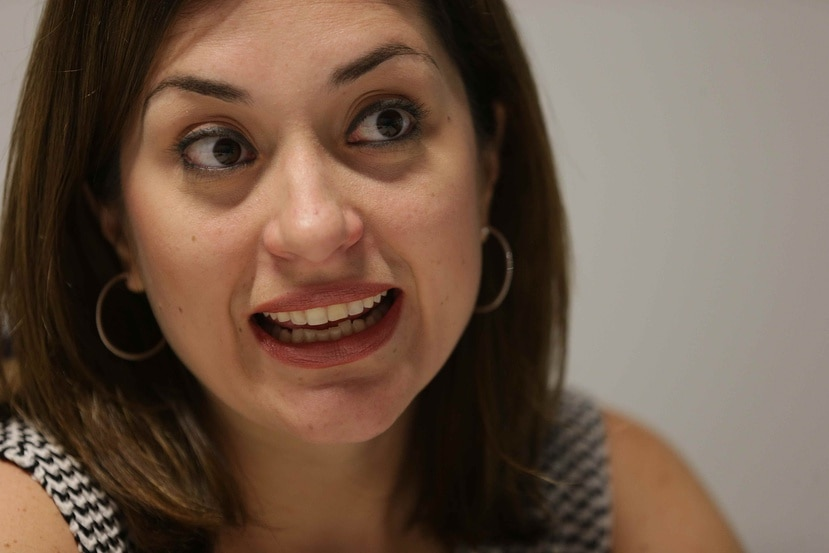Laura Cantero será una de las panelistas. (GFR MEDIA)