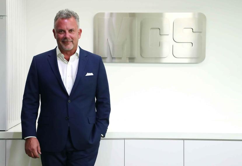 James P. O'Drobinak, principal oficial ejecutivo de MCS.