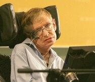 Hawking murió el pasado 14 de marzo, a los 76 años, en Cambridge (EFE).