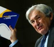 James Wolfensohn: un humanista visionario