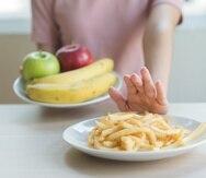 Aumenta el consumo de frutas frescas y vegetales.