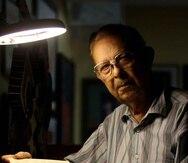 El pintor e historiador Osiris Delgado falleció el sábado a los 96 años. (Archivo / GFR Media)