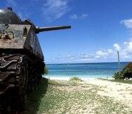 Vieques fue utilizada por la Marina estadounidense desde 1941 y hasta 2003. (GFR Media)