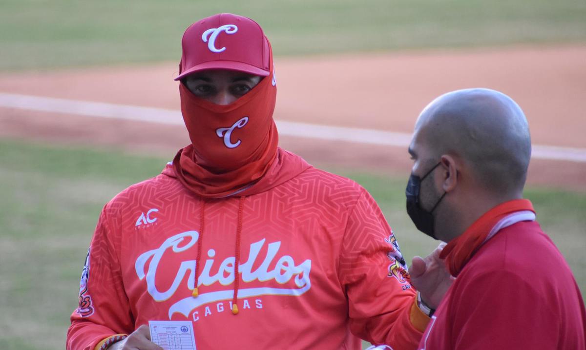 El exito de Ramon Vazquez como capataz en la liga invernal de beisbol