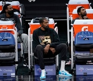 Kevin Durant se ha perdido los últimos seis juegos de los Nets de Brooklyn.