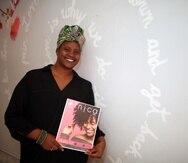 Gloriann Sacha Antonetty, fundadora de Revista Étnica, es una de las ganadoras de la competencia EnterPRize. Su testimonio es parte de los esfuerzos de la campaña de Grupo Guayacán con el fin de poder ayudar a despuntar nuevas y nuevos empresarios en el país.