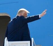 El presidente Donald Trump ha acusado antes a los líderes políticos de la Isla, sin distinciones, de ser corruptos. (AP Foto/Susan Walsh)