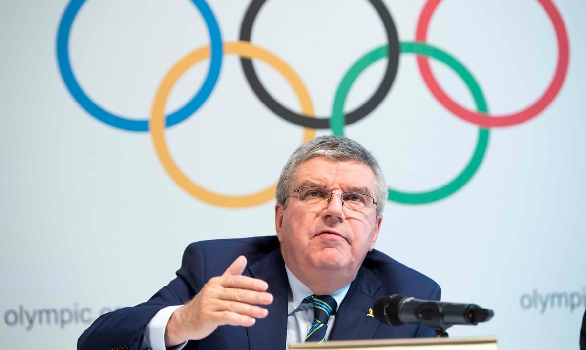 Ni el presidente del COI Thomas Bach puede viajar a Tokio por medidas contra el COVID-19
