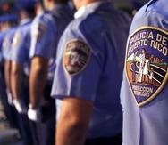 """El jefe de la Policía instó a los nuevos agentes a convertir la palabra """"servir"""" en su norte."""