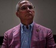 El presidente de la Junta de Gobierno de la Autoridad de Energía Eléctrica, Ralph Kreil Rivera.