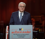 Alemania celebra un discreto 30 aniversario de reunificación