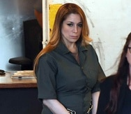 Áurea Vázquez Rijos cumple una sentencia de vida en cárcel por ordenar el asesinato de su esposo, Adam Anhang. (GFR Media)