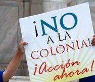 Derechos humanos violados en Puerto Rico