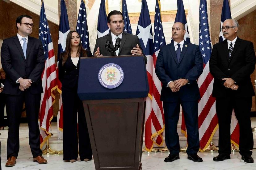 Los nombramientos se realizaron en el Antiguo Casino de Puerto Rico.