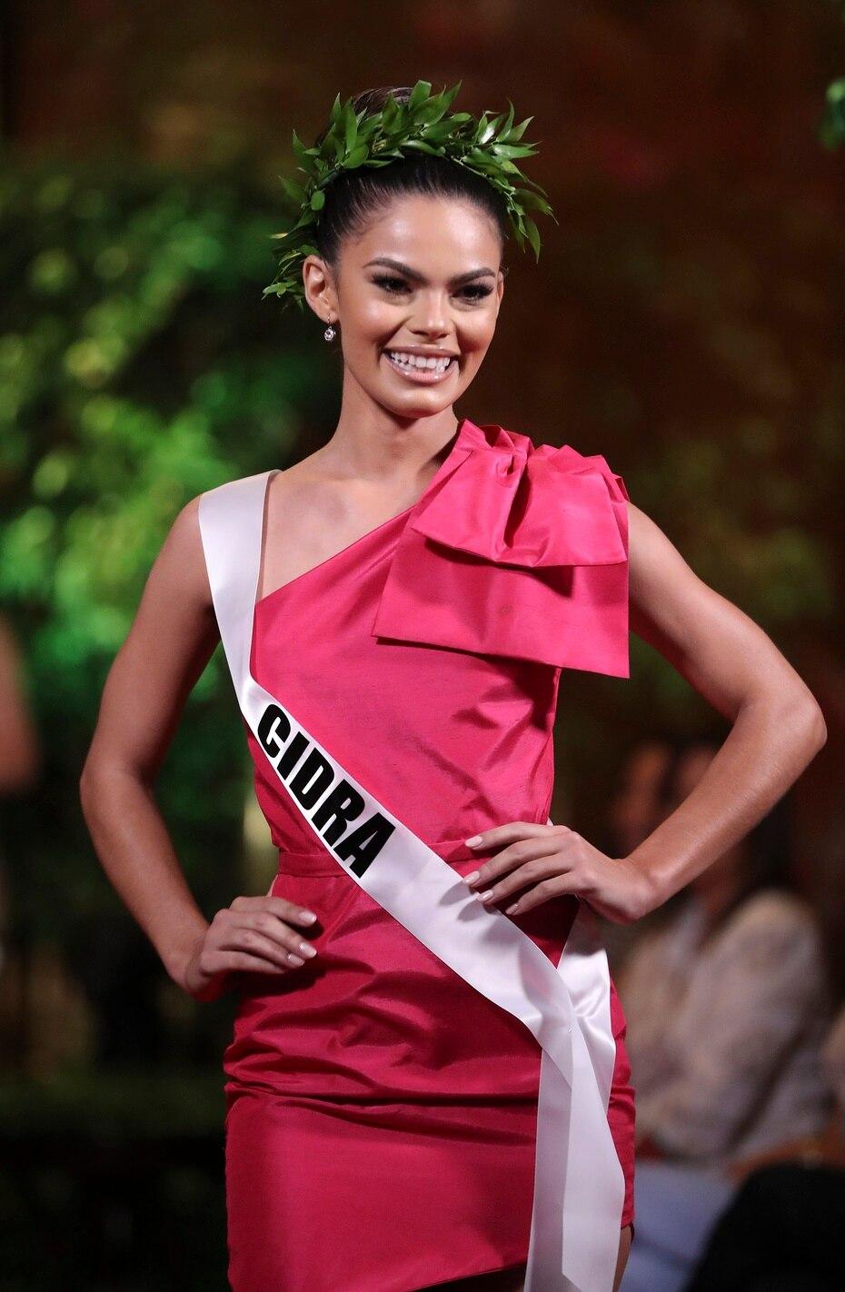Marangely Meléndez, Miss Cidra.