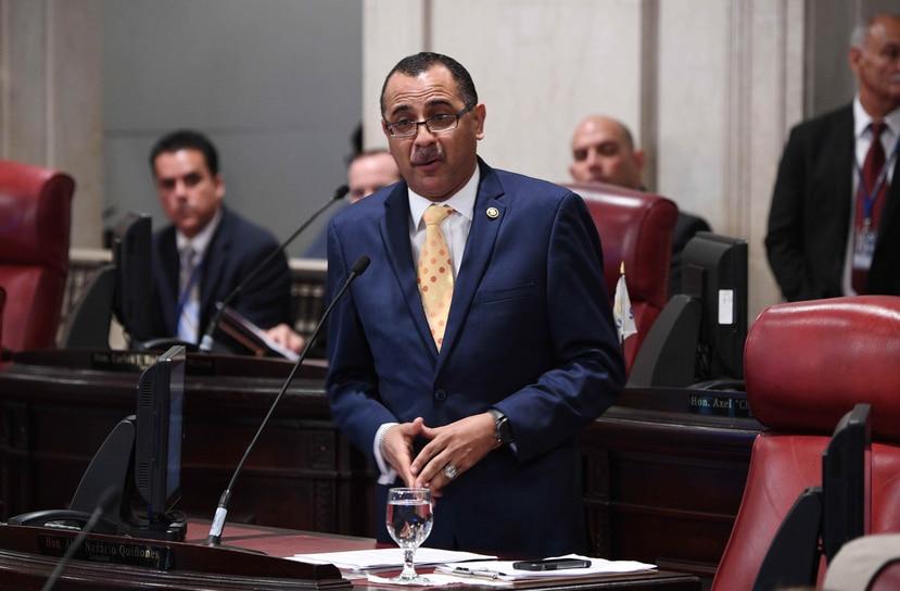 Nazario anunció que espera aprobar en agosto su proyecto de reforma universitaria, que se nutre de varias vistas públicas que el senador ha convocado como presidente de la Comisión de Educación y Reforma Universitaria. (Archivo/GFR Media)
