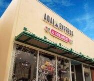 La franquicia Açai Express hoy cuenta con 34 establecimientos, 31 de ellos en la isla y tres en Estados Unidos –en Carolina del Sur, Florida y Nueva Jersey. En la foto, el nuevo local de Escorial.