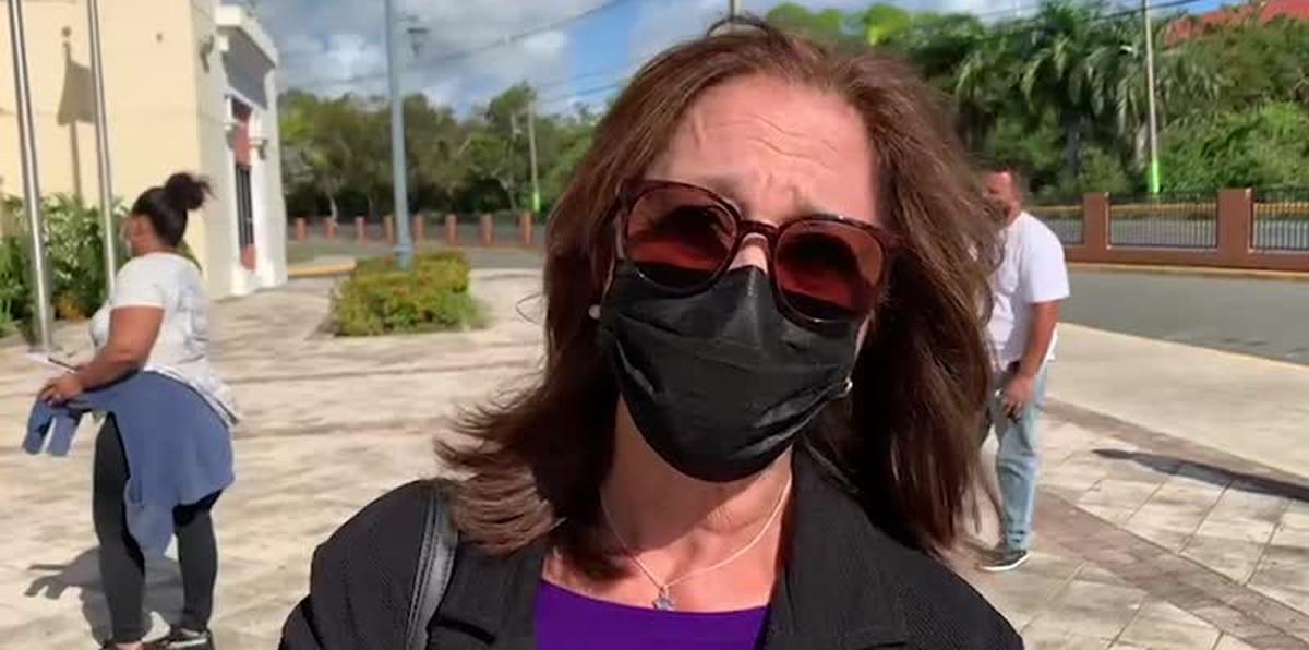 "Madre de Arellys Mercado Ríos sobre libertad condicional de Jensen Medina: ""No es justo"""