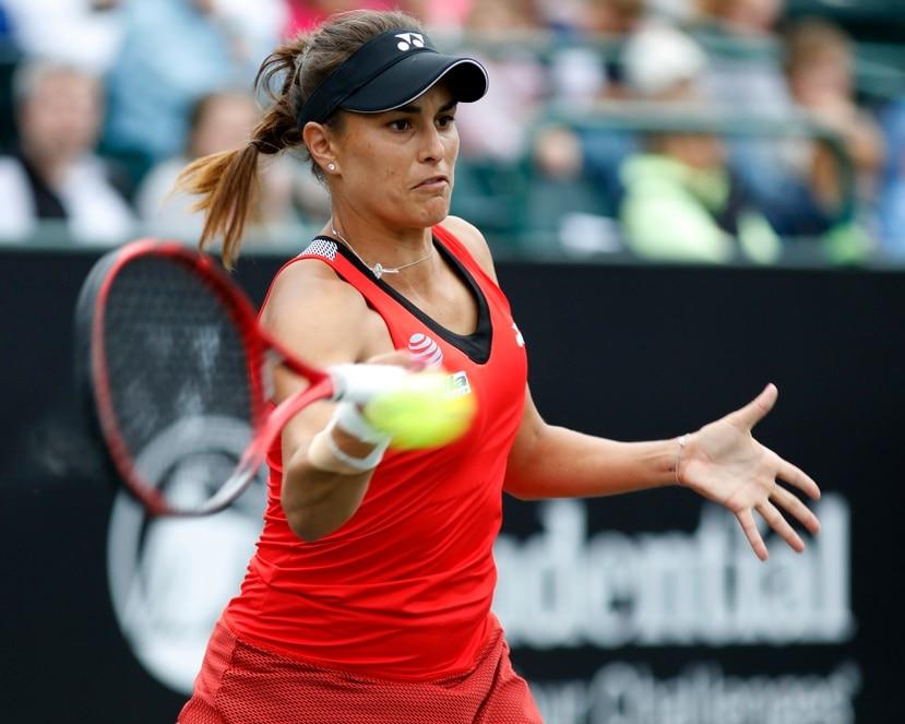 Mónica Puig no juega un torneo de la WTA desde octubre 2019.