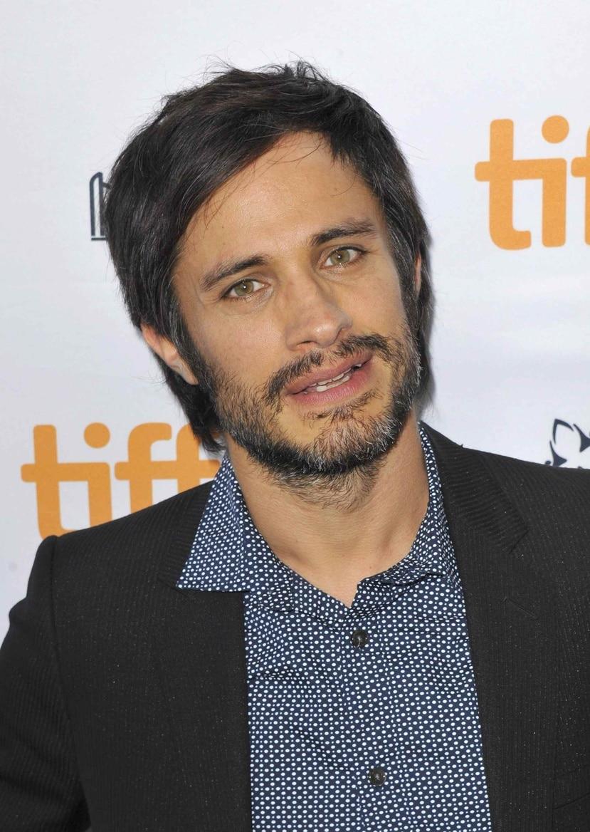 """El actor Gael García debutó como director de cine con el filme """"Déficit"""".(Archivo)"""