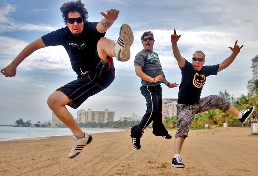 """Uno de los platos fuertes de la sexta edición es la banda panameña Los Rabanes, un """"power trío"""" de guitarra, bajo y batería que ha tenido tres nominaciones a los Grammy Latinos."""