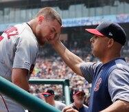 Christian Vázquez le da crédito a Alex Cora por la buena arrancada de los Red Sox