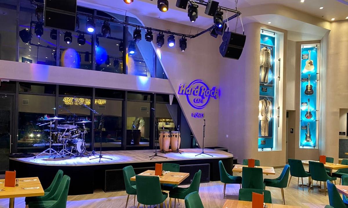 Abre sus puertas el nuevo Hard Rock Cafe en Ponce
