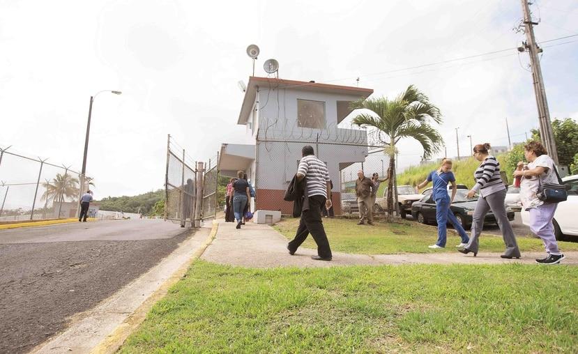 Los 13 confinados del campamento El Zarzal (Río Grande, en la foto) se fugaron de la cárcel de Bayamón. (Archivo / GFR Media)