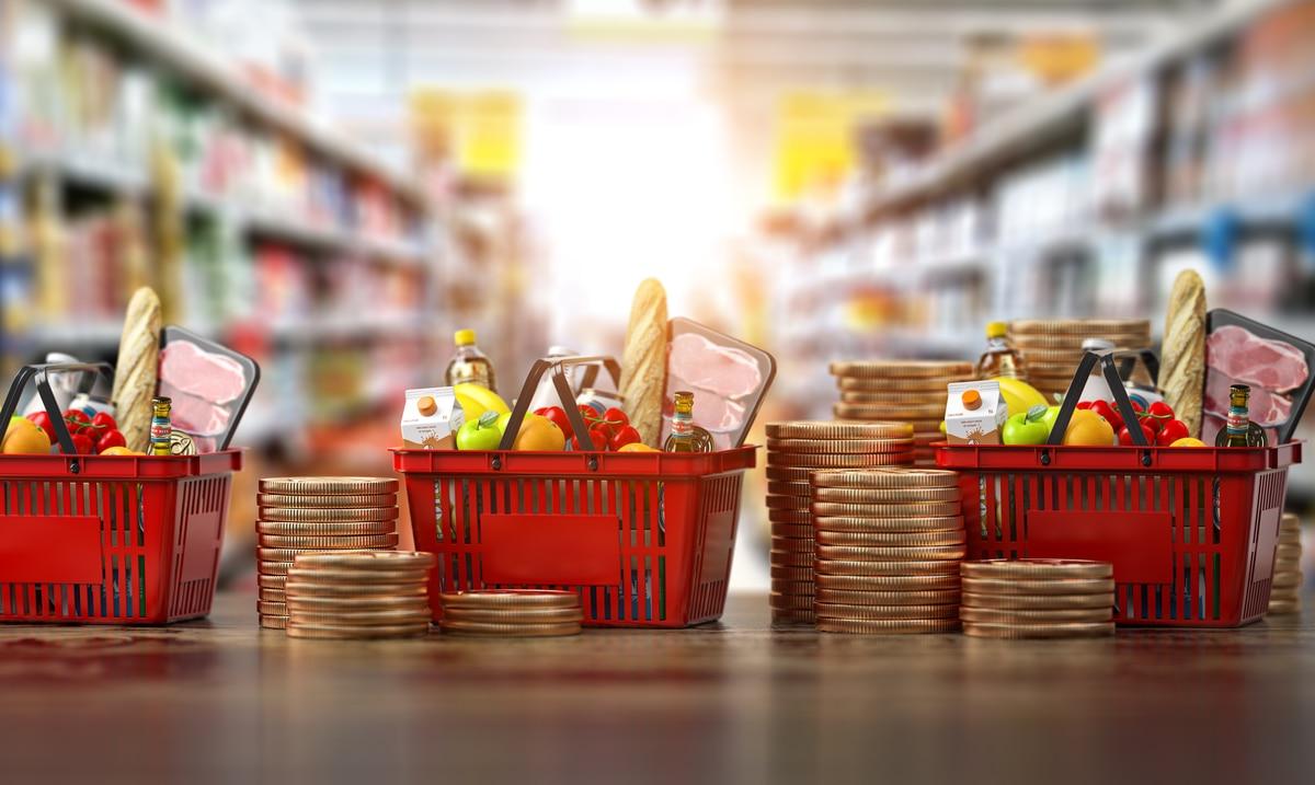 En escalada el precio de los alimentos