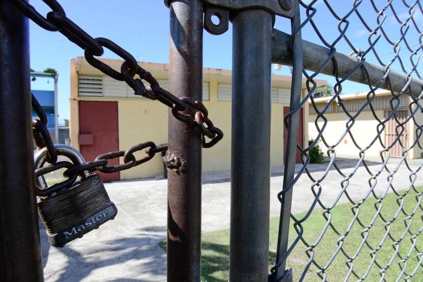 En abril, Educación anunció el cierre de 283 escuelas. (GFR Media)