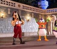 """Para Halloween se celebrará el """"Disney After Hours Boo Bash"""" en vez del """"Mickey's Not-so-Scary Halloween Party"""", pero será en el parque de Magic Kingdom como siempre."""