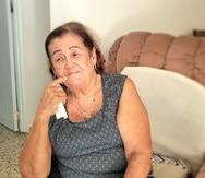 Juanita Maldonado Santiago señaló que, a pesar de la lúgubre expresión de su yerno de 61 años, pidió a su hija que no saliera de la casa pues pensaba que el hombre estaba mintiendo para cumplir su amenaza y entonces asesinarla.