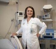 Rosa Ileana Cruz Burgos: una especialista en infertilidad tras el milagro de la ciencia