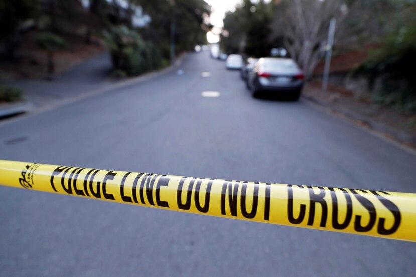 Las primeras informaciones no establecen si el tiroteo es un crimen de violencia doméstica, y si es catalogado como homicidio o suicidio. (EFE/John G. Mabanglo)