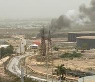 La AEE no dio detalles sobre el origen o las causas del incendio. (Suministrada)