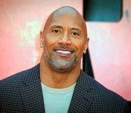 Dwayne Johnson presume en sus redes sociales su faceta de padre. (AP)