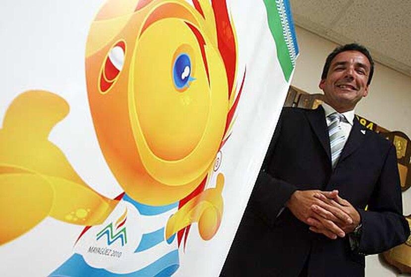 Felipe Pérez Grajales, indicó que en el homenaje, más de 6,000 voluntarios recibirán una medalla conmemorativa de los Juegos y un certificado de participación. (Archivo)