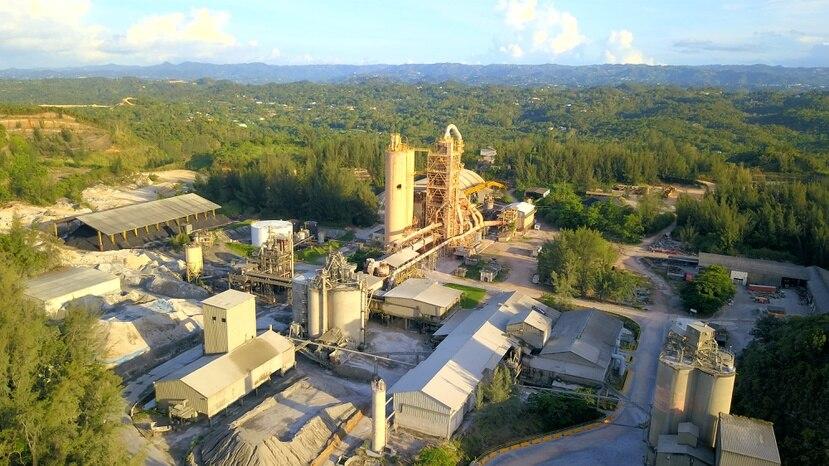 La planta de Argos Puerto Rico de Dorado.