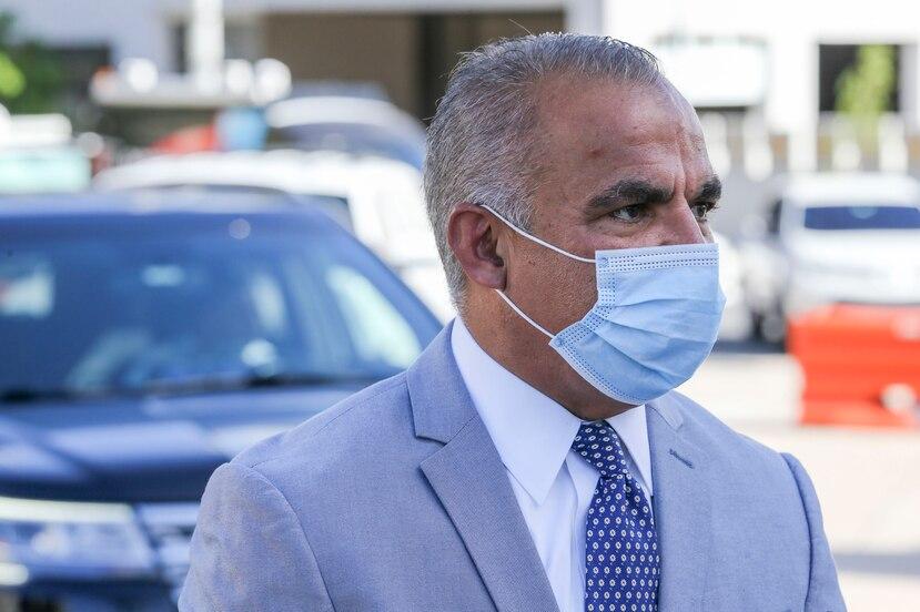 Lorenzo González Feliciano indicó que recibirá dos pagos de $8,750 que cubrirán la deuda salarial.