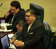 """El portavoz del Partido Popular Democrático (PPD), Rafael """"Tatito"""" Hernández, destacó que la medida """"se queda corta""""."""