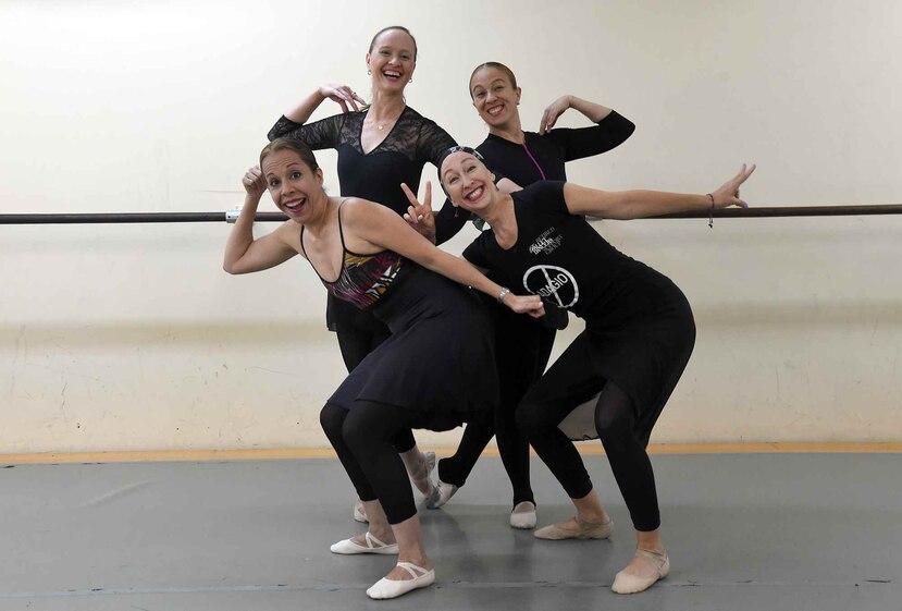 El Retired Ballet Dancers Support Group cumplió cinco años de fundado el 13 de febrero.
