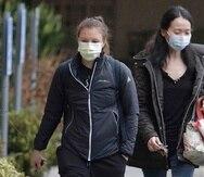 En Estados Unidos se han registrado 91 casos de coronavirus. (AP)